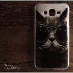 เคส Samsung Galaxy J7 เคสนิ่ม TPU พิมพ์ลาย แบบ G