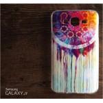 เคส Samsung Galaxy J7 เคสนิ่ม TPU พิมพ์ลาย แบบ A