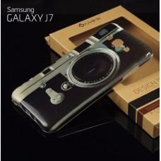 เคส Samsung Galaxy J7 เคสนิ่ม TPU Style เรโทร แบบ 1