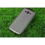 เคส Samsung Galaxy J7 เคสนิ่ม TPU สีเรียบ สีดำใส