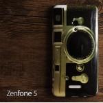 เคส Zenfone 5 เคสนิ่ม TPU Style เรโทร ลาย B