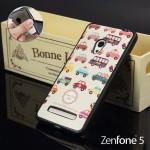 เคสนิ่ม พื้นผิวป้องกันการลื่น (Premium TPU) ASUS Zenfone 5 แบบ 9