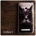 เคส Zenfone 5 เคสนิ่ม TPU Style เรโทร ลาย H