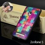 เคสนิ่ม พื้นผิวป้องกันการลื่น (Premium TPU) ASUS Zenfone 5 แบบ 6