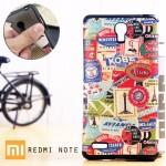 เคส Xiaomi Redmi Note เคสนิ่มพื้นผิวป้องกันการลื่น (Premium TPU) แบบ A