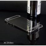เคส Vivo X5Max l เคสฝาหลัง + Bumper (แบบเงา) ขอบกันกระแทก สีสเปซเกรย์