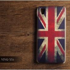 เคส Vivo Y51 เคสแข็งพิมพ์ลาย แบบที่ 7