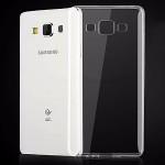 เคส Samsung Galaxy J5 | เคสนิ่ม Super Slim TPU บางพิเศษ พร้อมจุด Pixel ขนาดเล็กด้านในเคสป้องกันเคสติดกับตัวเครื่อง สีใส