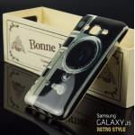 เคส Samsung Galaxy J5 เคสนิ่ม TPU Style เรโทร ลาย D