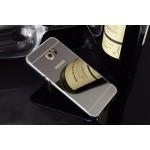 เคส Samsung Galaxy Note5 l เคสฝาหลัง + Bumper (แบบเงา) ขอบกันกระแทก สีสเปซเกรย์