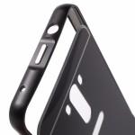 เคส Zenfone Selfie (ZD551KL) l เคสฝาหลัง + Bumper ขอบกันกระแทก สีดำ
