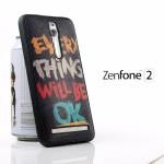 เคส Zenfone 2 (ZE551ML / ZE550ML) เคสพื้นผิวป้องกันลื่น ( Premium TPU ) แบบ 3
