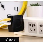 ที่ชาร์จ REMAX 2 USB CHARGER RMT-6188 สีดำ