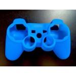 ps3: ซิลิโคนจอย สีฟ้า