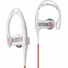 หูฟัง บลูทูธ PowerBeats สีขาว