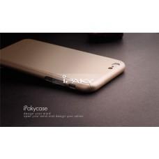 เคส iPaky 360 Degree พร้อมกระจกนิรภัยสำหรับ iphone 6s ( Gold )