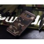 เคส Samsung Galaxy J7 ลายทหาร สีน้ำตาล