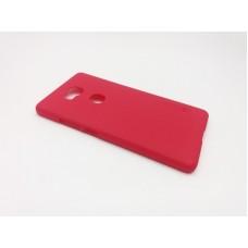 เคส Huawei GR5 เคสฝาหลัง แบบแข็ง ระดับพรีเมี่ยม Nillkin Frosted Shield สีแดง