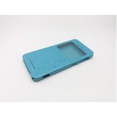 เคส HTC Desire Eye เคสฝาพับ Nillkin Sparkle (ของแท้) สีฟ้าอมเขียว