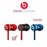 หูฟัง บลูทูธ Beats By Dr.Dre urBeats Wireless สีแดง
