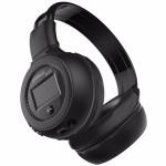 หูฟัง บลูทูธ Zealot B570 Bluetooth Headphone สีดำ-เงิน
