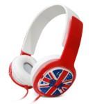 หูฟัง DiiD Headphone รุ่น IX-17 สีแดง