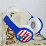 หูฟัง DiiD Headphone รุ่น IX-17 สีน้ำเงิน
