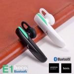 หูฟัง บลูทูธ Hoco E1 Wireless Earphone สีขาว