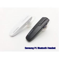 หูฟัง บลูทูธ Samsung P1 Bluetooth Headset สีขาว
