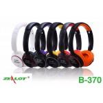 หูฟัง บลูทูธ Zealot B-370 Digital Headphone สีม่วง
