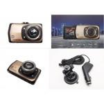 กล้องติดรถยนต์ T622 FULL HD CAR DVR สีทอง