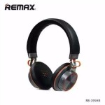 หูฟัง ครอบหู REMAX 195HB Stereo headphone สีดำ
