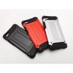เคส Huawei P8 Lite เคสบั๊มเปอร์ (เสริมขอบกันกระแทก) สีดำ Hybrid Protection