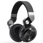 Bluedio หูฟัง Bluetooth 4.1 HiFi Stereo Headphone รุ่น T2 สีดำ