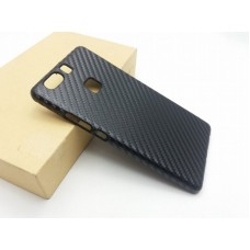 เคส Huawei P9 Plus เคสแข็งลาย Carbon-fiber