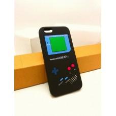 เคส iPhone 6 / 6S เคส Silicone TPU 3D สามมิติ (Realistic) ลาย Gameboy สีดำ