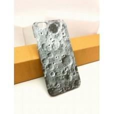 เคส iPhone 6 / 6S เคสแข็ง Illusion ลายผิวดวงจันทร์