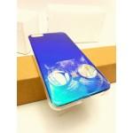 """เคส iPhone 6 Plus (5.5"""" นิ้ว) เคส TPU พื้นผิวเงาสะท้อน (Blu-ray Series) แบบที่ 8 แมว"""