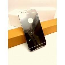 เคส iPhone 6 Plus (5.5 นิ้ว) l เคสฝาหลัง + Bumper (แบบเงา) ขอบกันกระแทก สเปซเกรย์