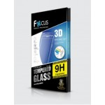 ฟิล์มกระจกนิรภัย 3D ถนอมสายตา iphone 6Plus/6s Plus สีขาว