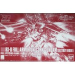 1/144 HGUC Full Armor Unicorn Gundam [Destroy Mode] Red-Plated Frame/Mechanical Clear Ver. (Limited Gunpla Expo Japan 2014)