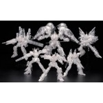 1/144 HGUC Gundam UNICORN MEMORIAL Clear ver. [Mid-Year Campaign 2014]
