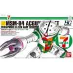 1/144 HGUC MSN-04 ACGUY VER.GFT 7-ELEVEN SPEACIAL COLOR