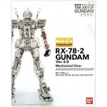 1/100 MG RX-78-2 Gundam ver.3.0 Mechanical Clear