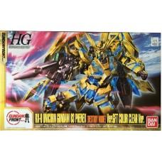 1/144 HG RX-0 UNICORN GUNDAM 03 PHENEX DESTROY MODE Ver GFT Color Clear Special Limited