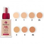Dermacol 24h control make-up No. 4