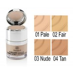 Dermacol Caviar long-stay make-up & corrector No.3 Nude