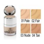 Dermacol Caviar long-stay make-up & corrector No.4 Tan