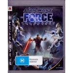 PS3: Star Wars Force Unleashed