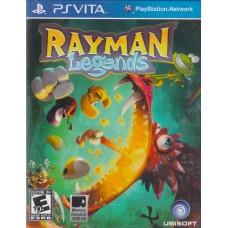PSVITA: Rayman Legends (Z1)(EN)